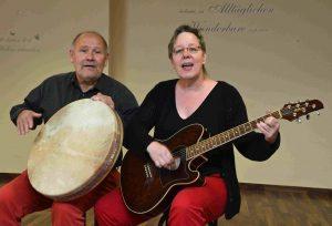 Bernd und Steffi Nauth